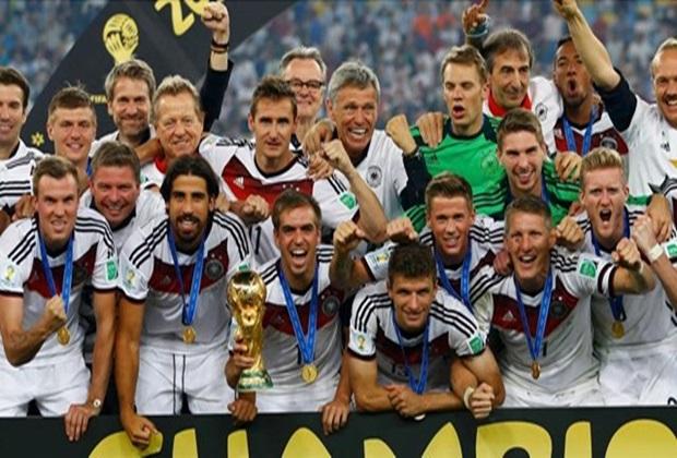 Alemania campeón 2014